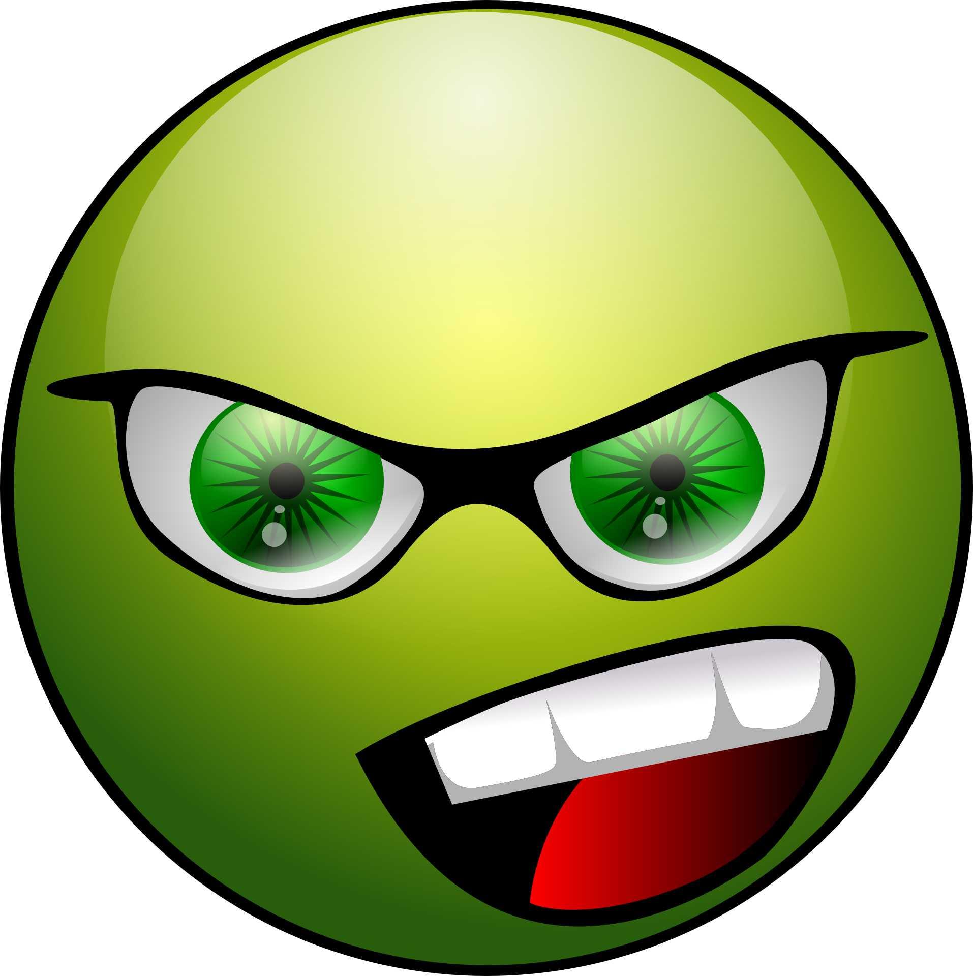 Je suis vert de rage car La poste m'a fait craquer